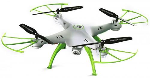 Model drona dla dziecka do lotów FPV - dużo przyjemności w niewielkiej cenie.
