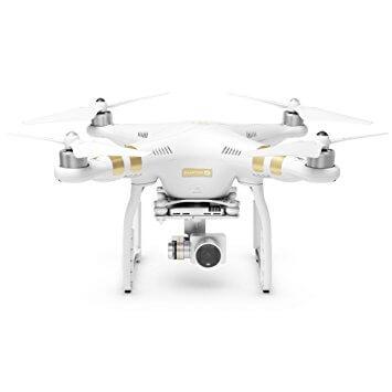 Dron DJI Phantom do lotów FPV i nagrywania filmów.