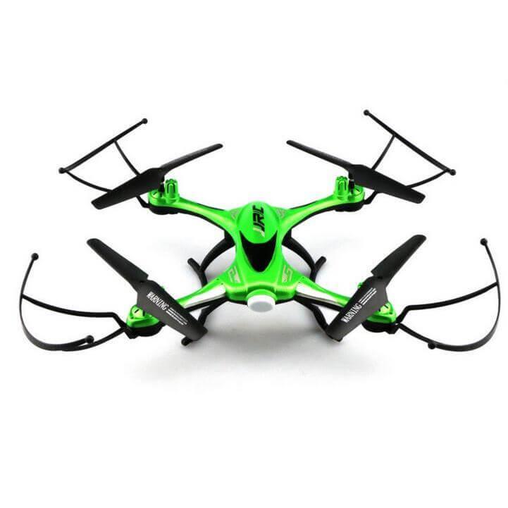 Model z osłonami o średnich rozmiarach i niezniszczalnej konstrukcji - idealny dron dla każdego JJRC H31