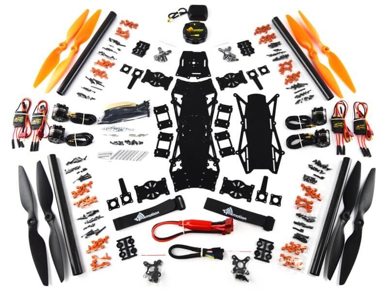 Jeżeli zastanawiasz się jak zbudować swojego pierwszego drona wyścigowego i jesteś początkującym adeptem FPV to przeczytaj ten temat.