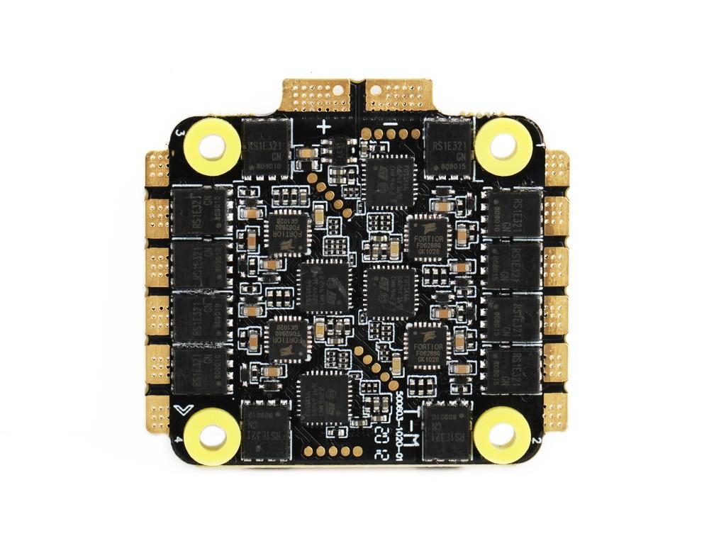 ESC 4in1 T-MOTOR VELOX V45A widok dolnej części
