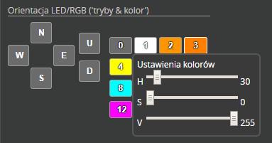 Zmiany kolorów Betaflight jeśli nie odpowiadają nam domyślne