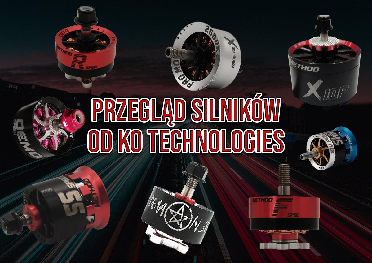 Przegląd silników od KO Technologies