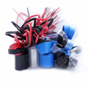 Heat shrink tubes - insulate your wires