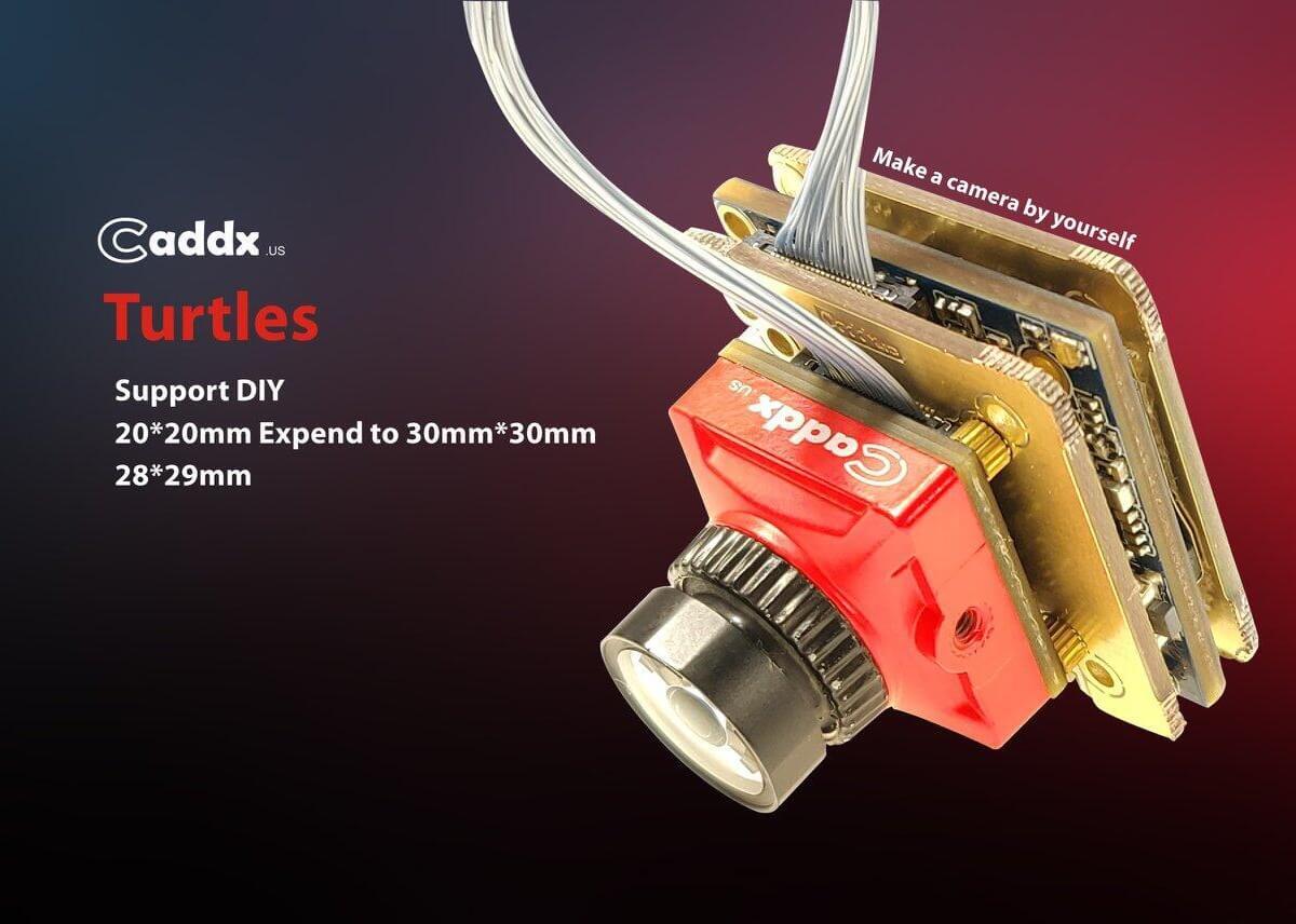 Kamera FPV Caddx FullHD 1080p 60fps