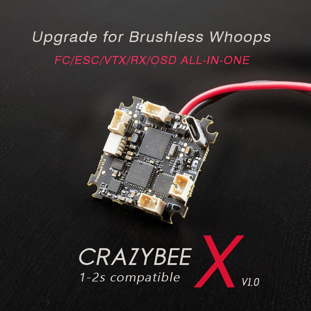 Crazybee X fc 5 w 1
