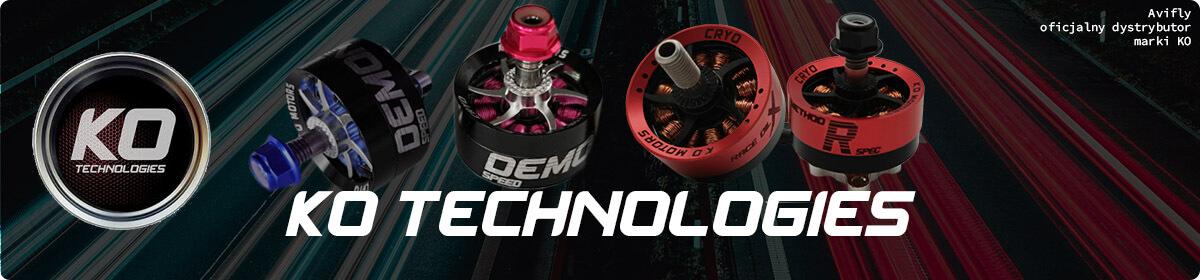 KO Technologies - rewelacyjne silniki