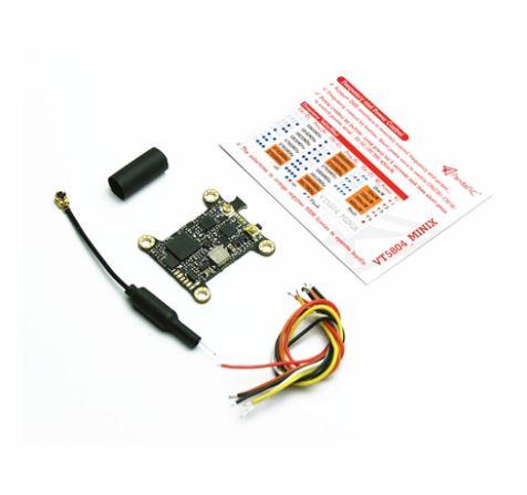 Zawartość zestawu PandaRC MiniX VT5804