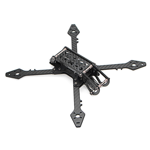 250mm Rama FPV Frame Carbon Realacc Real3 Freestyle
