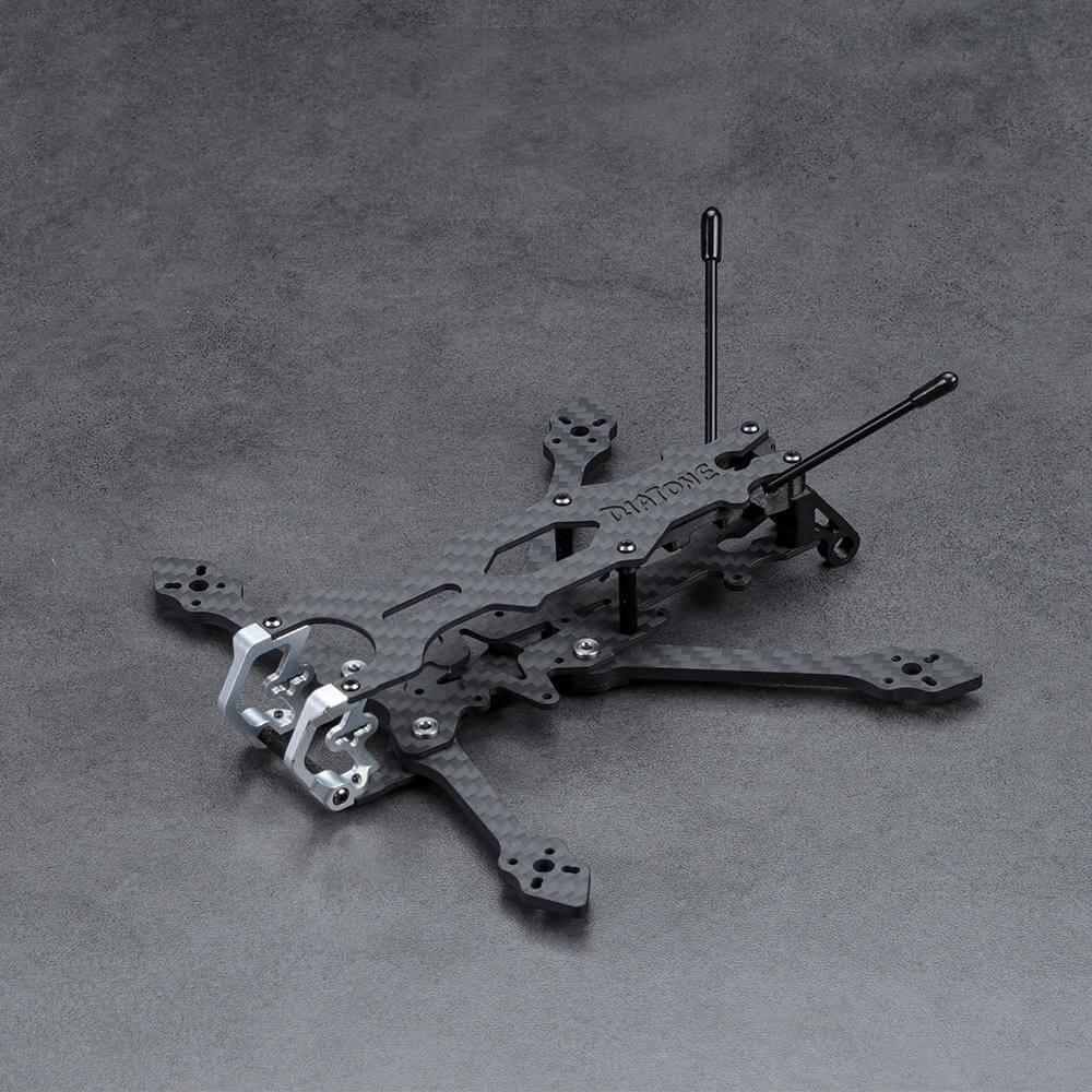 Rama diatone roma L3 do drona wyścigowego FPV po złożeniu