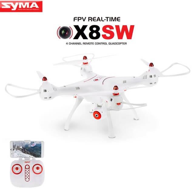 Dron z kamera Syma X8SW
