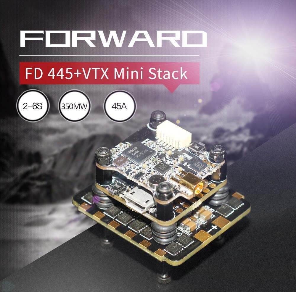 Forward Stack to idealny wybór dla osób z ciasnymi ramami