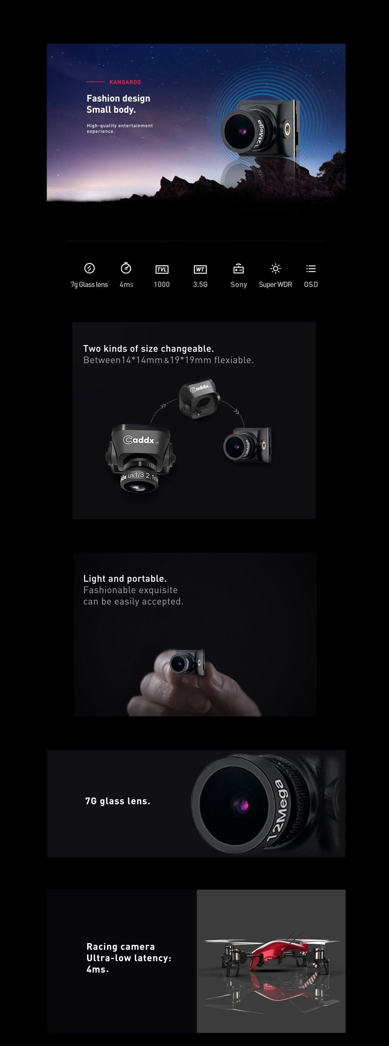 Świetna kamera w rozmiarze nano