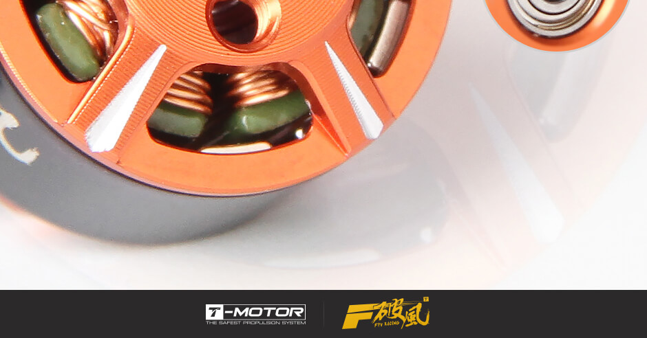 T-motor F10 rozmiar kieszonkowy