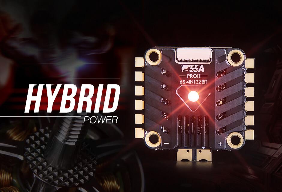 ESC F55A PRO II - HYBRID