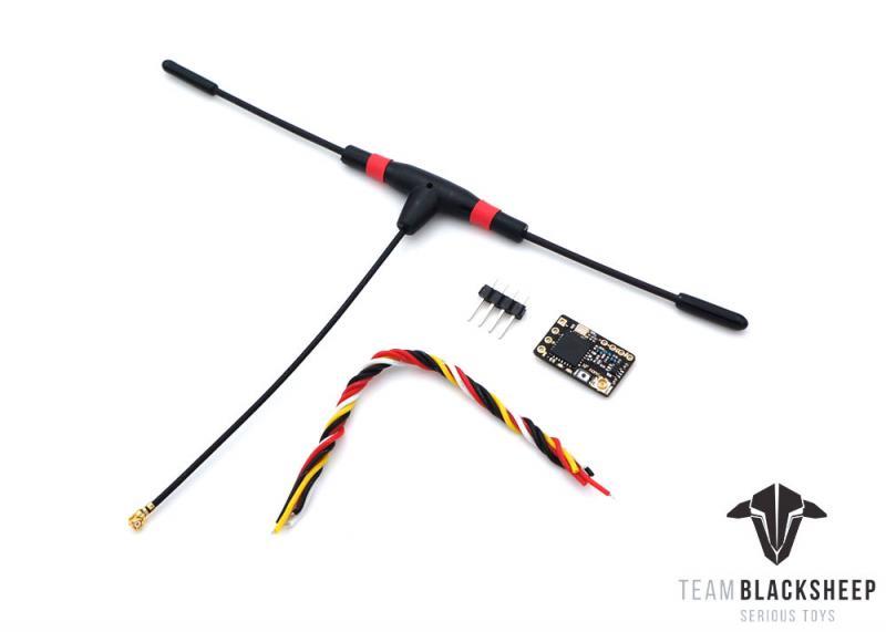 TBS Crossfire Nano RX (SE) zawartość zestawu