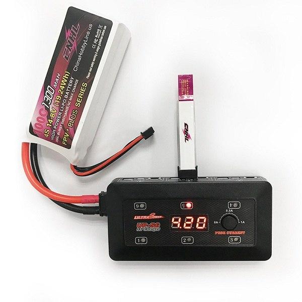 UltraPower UP-S6 przykładowe podłączenie